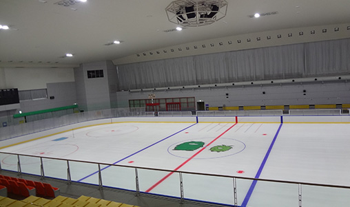 Ai-Chi Exposition Commemorative Park [Ice Skating Arena]