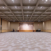 RECEPTION HALL (GAISHI FORUM)