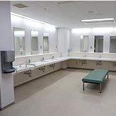 更衣室・シャワー室(北側)