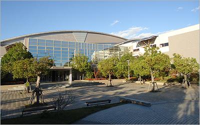 西尾市総合体育館(エリア:三河地区)