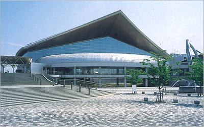 日本ガイシアリーナ(エリア:名古屋市)