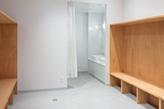 更衣室(専用シャワー・トイレ有)