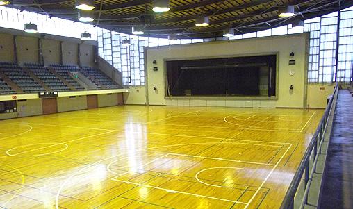 蒲郡市民体育センター