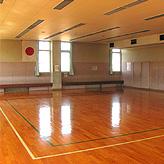 武道室兼卓球室