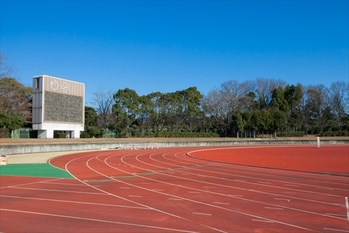 豊田市運動公園陸上競技場